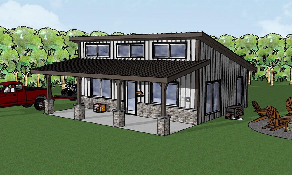 The Bayfield House Plan